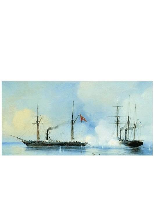 Пароходофрегаты Черноморского флота
