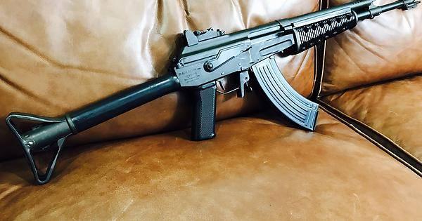 Американец о финской копии АК:«М62S – это действительно крутая винтовка»
