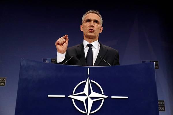 Дранг нах остен: НАТО готовится к наступлению на Россию