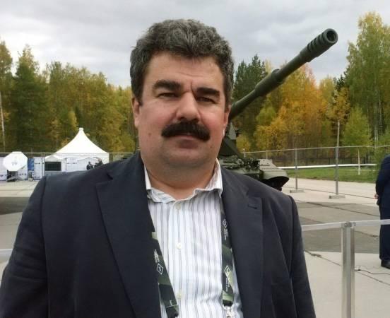 Леонков оценил «мощь» украинского комплекса «Охотник» для ВСУ