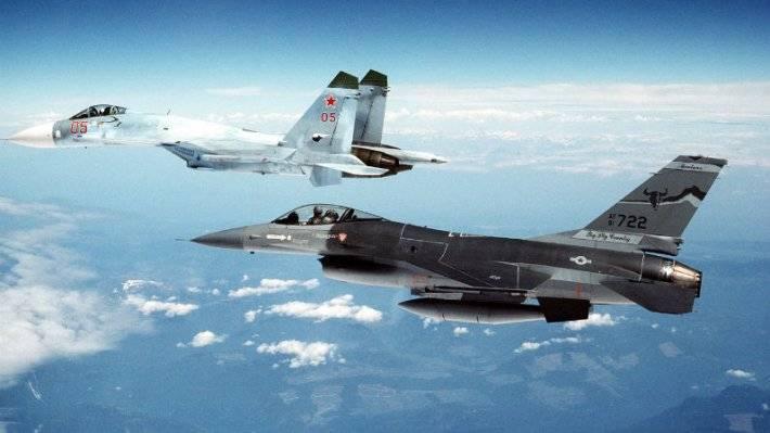 Прибалтика не уймется: НАТО четырежды перехватило ВКС РФ за неделю
