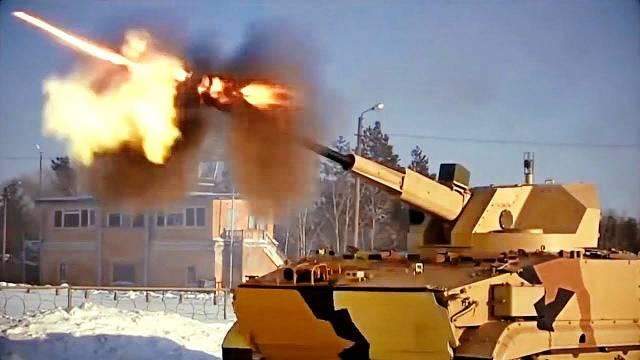 Россия испытывает уникальный снаряд для «Деривации-ПВО»