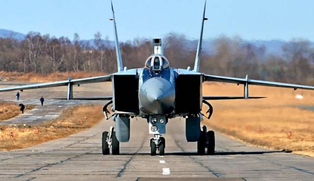 Перехватчик гиперзвукового оружия: Нужен ли нам МиГ-41?