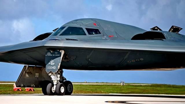 Самый дорогой: Почему бомбардировщик B-2 стоит целое состояние
