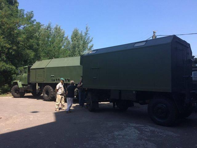 Загадка модернизации украинских РЛС П-18 «Малахит» раскрыта