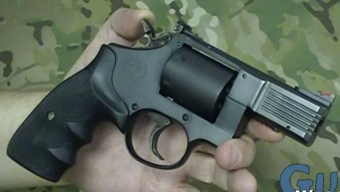 Medusa M47 - всеядный револьвер под