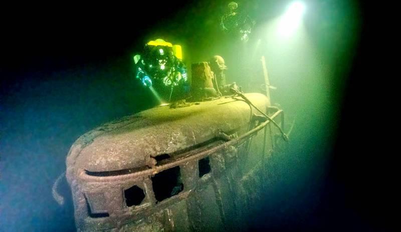 Как Балтийское море превратилось в кладбище русских субмарин
