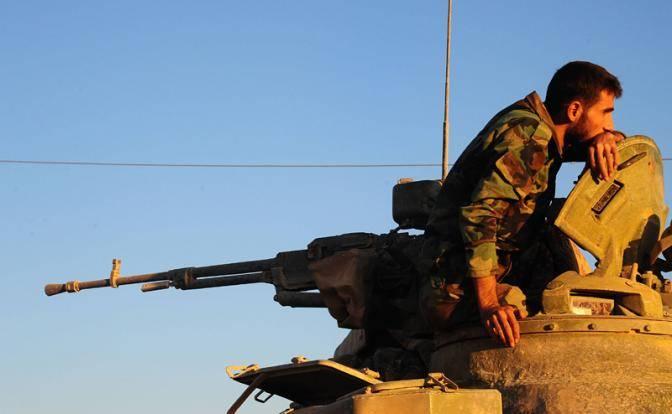 Армия Асада несет большие потери