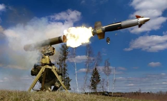 ВСУ из противотанковых ракет обстреляли Докучаевск