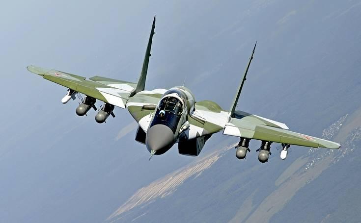 Американские эксперты раскритиковали российский МиГ-29