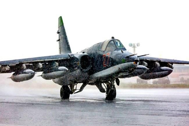 Сирийская группировка ведет свою войну с ВКС РФ