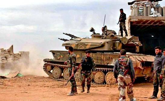 Сводка, Сирия: ликвидация командира ССА и работа неизвестных бойцов