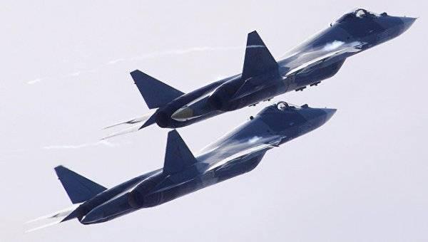 Су-57 идет в армию