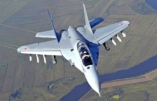 МиГ-35 готов к новой борьбе за Индию