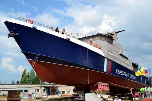 Шифр «Светлячок»: корабль «Балаклава» с ПЗРК «Игла» и АК-306 спущен на воду