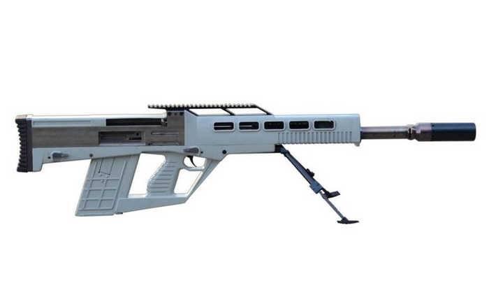 Проекты снайперских винтовок компоновки буллпап от ZM Tarnow