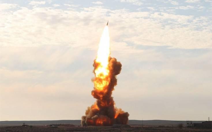 13 тысяч км/ч: Россия испытала новую ракету ПРО