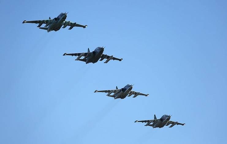 Российские летчики за неделю 12 раз поднимались на перехват у границ РФ
