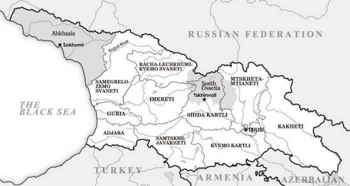 Россия, Абхазия, Южная Осетия: об укреплении единого военного пространства