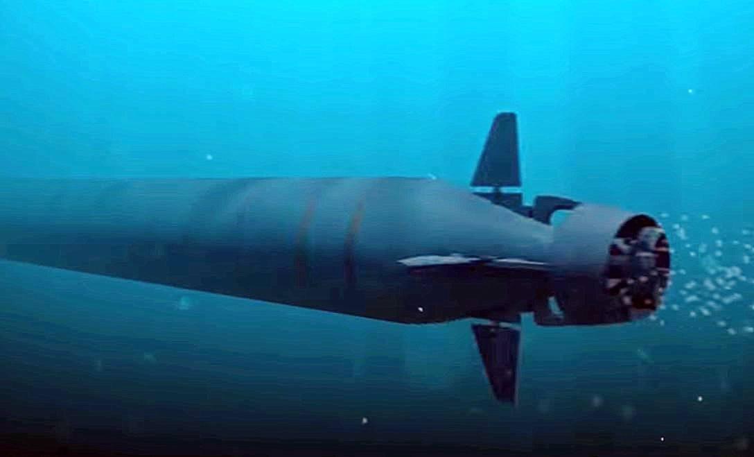 Ядерный «Посейдон»: калибр 2000 мм, и более 20 метров в длину