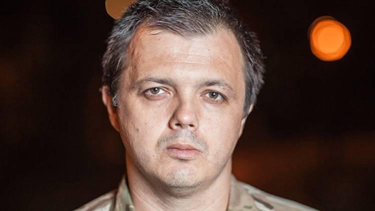 Семенченко обвинил Порошенко в сдаче Азовского моря