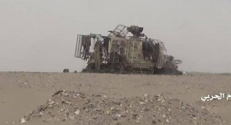 Фатальное наступление ОАЭ у Аль-Фазы: кадры уничтоженной колонны