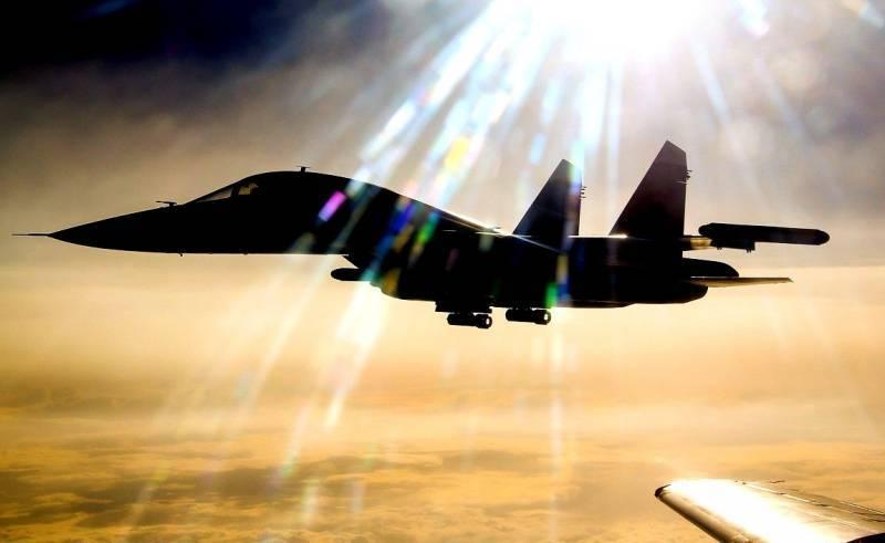 Мощный натиск ВКС: боевики гибнут под российскими бомбами
