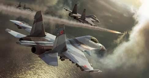 Масштабная бомбардировка ИГ: какую роль играет ВКС РФ в операции САА